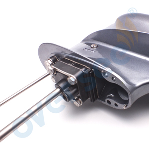 Image 2 - 63V 45300 13 4D Unteren Einheit Assy LANGE Für Yamaha Außenbordmotor Teile 2T 9.9HP 15HP Parsun Hidea Powertec 2 Hub 63V 63W 63V 45300