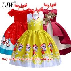 Baby Mädchen stickerei Seide Prinzessin Kleid für Hochzeit party Kinder Kleider für Kleinkind Mädchen Kinder Mode Weihnachten Kleidung