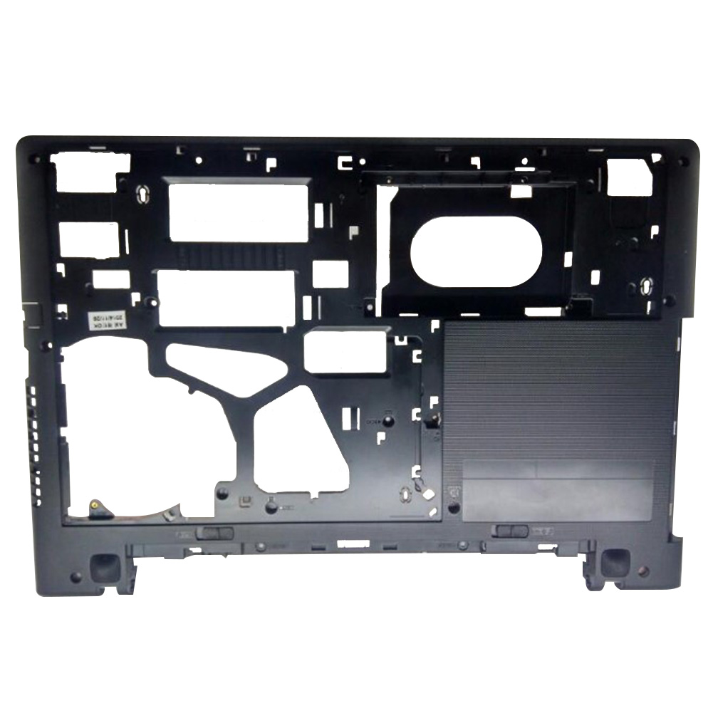 Accessories <font><b>G50</b></font> 80 Durable Replace Cover Lightweight Laptop Bottom <font><b>Case</b></font> <font><b>G50</b></font> 70 <font><b>G50</b></font> 30 Rebuild Spared Black <font><b>G50</b></font> 45 For <font><b>Lenovo</b></font> <font><b>G50</b></font> image