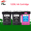 Чернильные картриджи 122XL  совместимы с HP 122XL  HP 122 XL  hp 122  Deskjet 1000  1050  1050A  1510  2000  2050  3000  3050