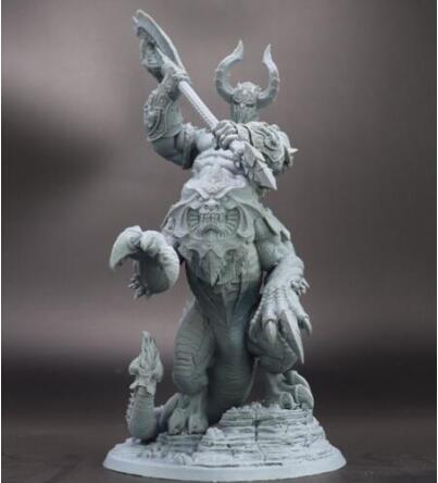 178mm Ancient Fantasy  1 Set (include 2 Styles)  (WITH BIG BASE  ) Resin Figure Model Kits Miniature Gk Unassembly Unpainted