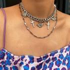Cross Angel Necklace...