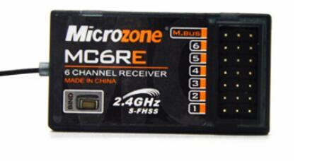 MicroZone MC6RE 2.4GHz Receiver