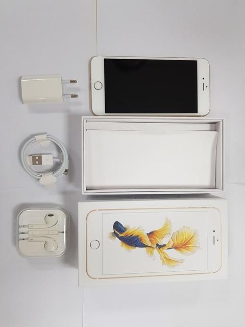 Smartphone Original Apple iPhone 6S Plus Dual Core Mobile phone 5.5'' 12.0MP 2G RAM 16/64/128G ROM LTE Mobile Phone 6