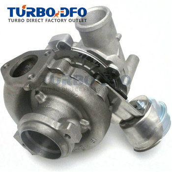 Complete Turbo GT2052V 710415 710415-5007S For BMW 525D E39 Opel Omega B 2.5 L 110/120KwTurbolader Assy Balanced 11657781435 image