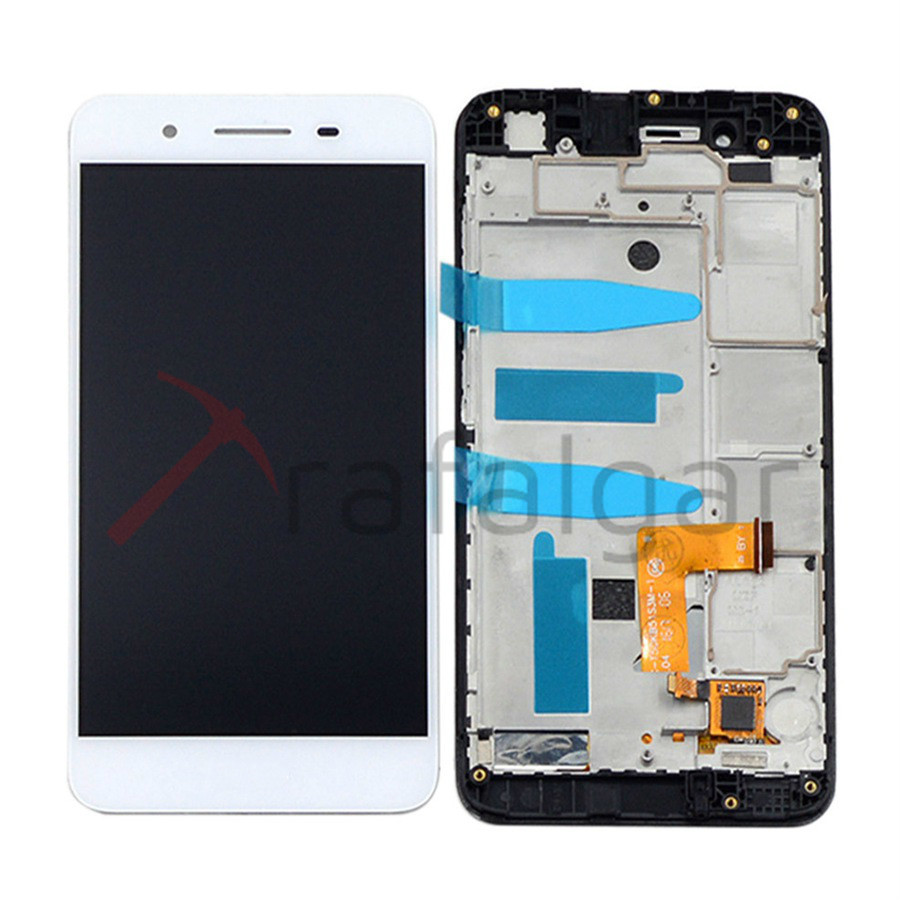 Image 4 - For Huawei P8 Lite Smart LCD Display Touch Screen Digitizer Replace For Huawei P8 Lite Smart LCD With Frame GR3 TAG L01 ScreenMobile Phone LCD Screens   -