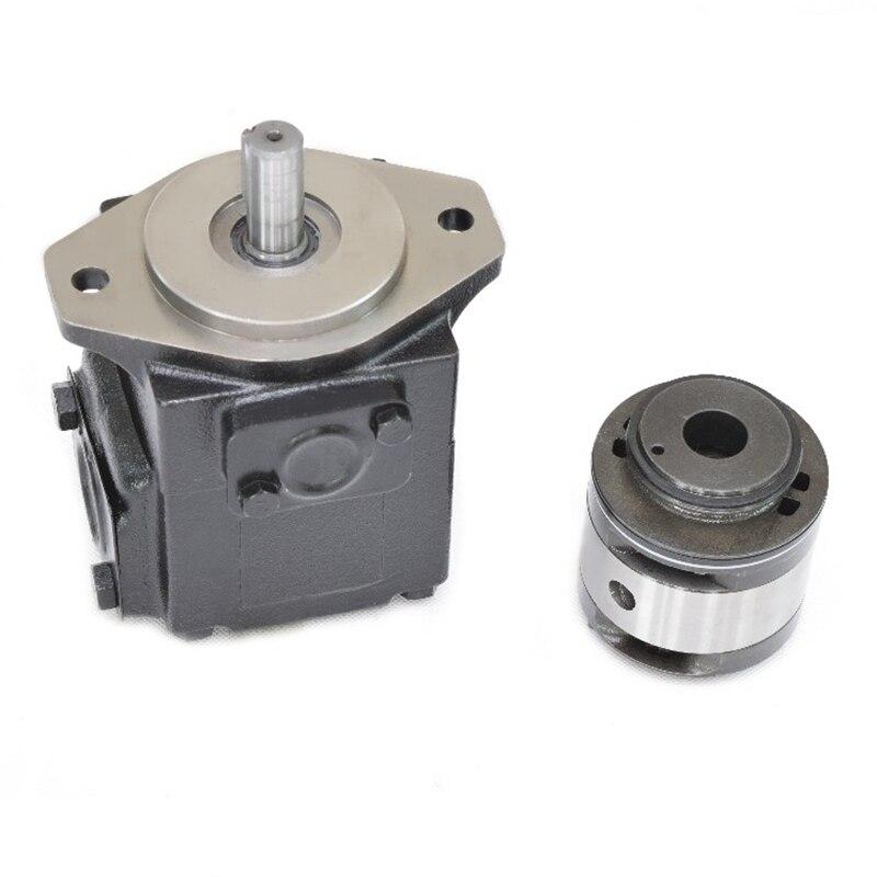 Image 4 - Replacement DENISON Vane Pump T6C 017 2R03 B1 T6C0172R03B1 T6C0171R01B1 high pressure hydraulic oil pump good qualityPumps   -