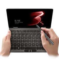 """Neue One Netbook Einen Mix 3S Platin Editie Yoga Tasche Laptop Intel Core i7-8500Y Dual-Core 8,4"""" IPS Bildschirm 16G 512G WIFI Typ C"""