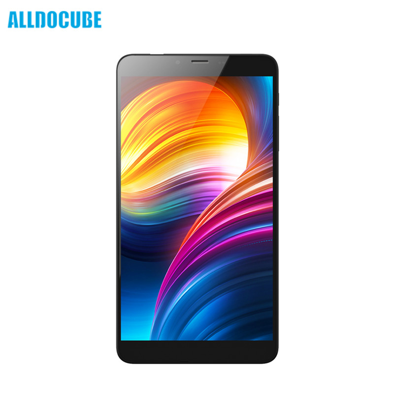 ALLDOCUBE IPlay 7T 6.98 Inch 4G Phablet 2GB 16GB Android 9.0 AI Tablet Quad Core Dual Cameras Dual SIM Android Tablets