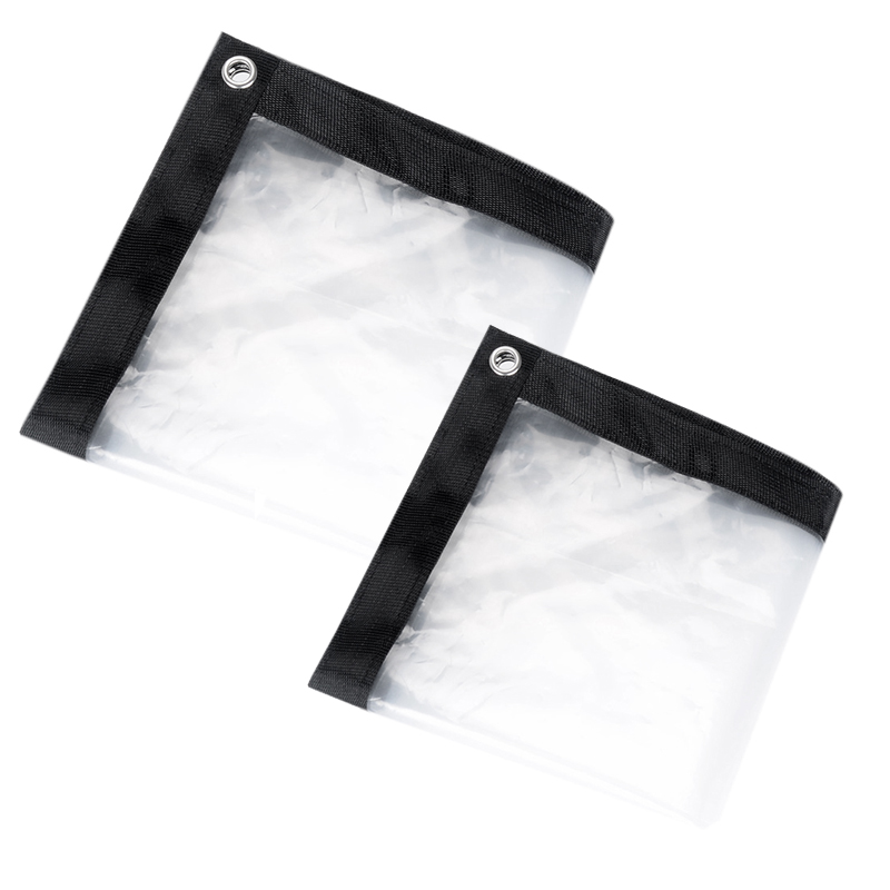 Window Transparent Rainproof Cloth Insulation Thickened Plastic Film
