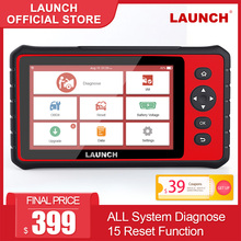 LAUNCH X431 CRP909 OBD2 Automotive Scanner OBD2 Code Reader SRS EPB SAS BMS TPMS
