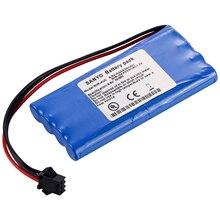 Новая высококачественная импортированная батарея 8HR-4UC батарея Замена для Doppler 8HR-4UC 9.6V-AAA650mAh 8HR-AAA650mAh1.2V батарея