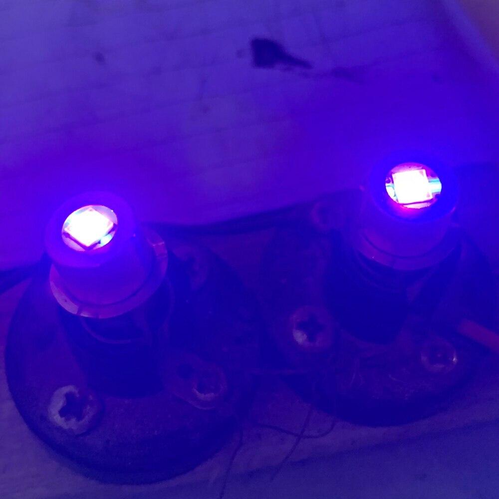 P13.5S 4-12v LED UV Bulb Flashlight Light Torches Bulbs LED Emergency Work Light Lamp Flashlight Replacement