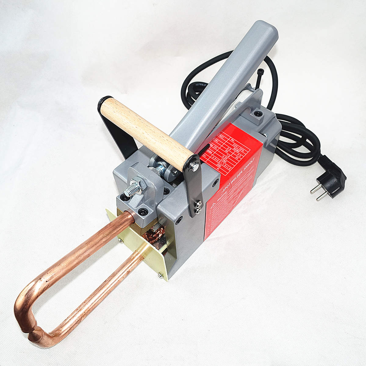 5 1 Welding 230V Joint Spot Machine Portable Plat Spot 5mm Steel UL CE Resistance Welder 1 110v