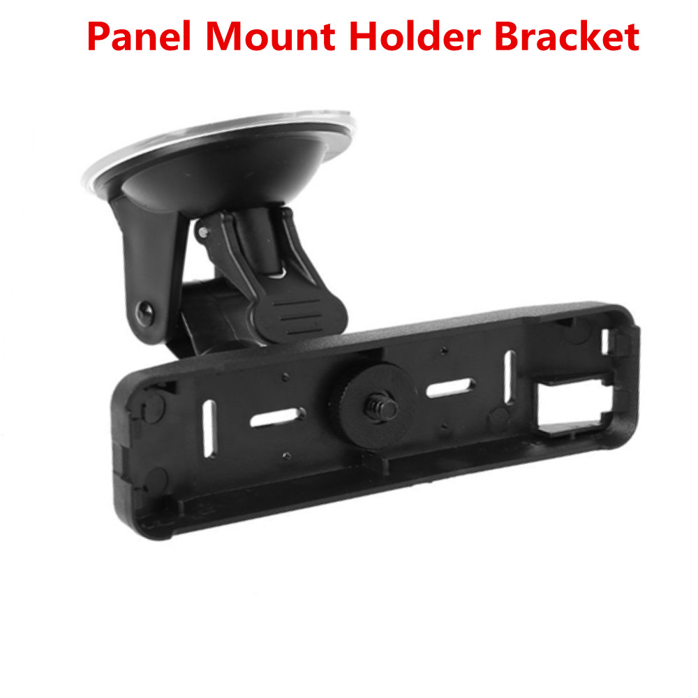 Black Plastic Panel Mount For YAESU FT-7800 FT-7900 FT7800 FT7900 Car Mobile  Walkie Talkie 5 M Panel Separation Line Set Panel