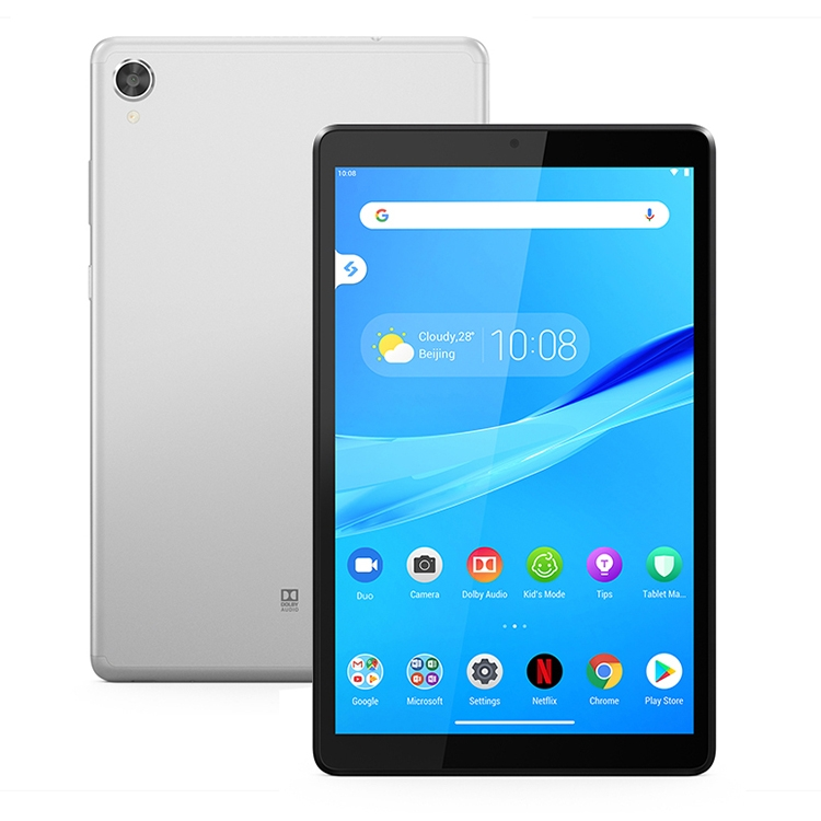 Original Lenovo Tab M8 (FHD) TB-8705F 8.0 inch Tablet PC 4GB RAM 64GB ROM Android 9.0 Helio P22T Octa Core 1920 x 1200 GPS