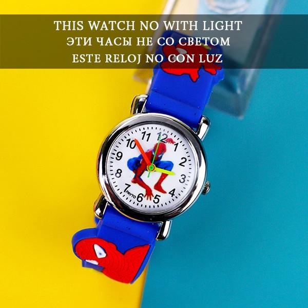 Giá bán Hot Cartoon Flash Light Children Watches for Girls Boys Rubber Strap Cute Princess Kids Watches with Light reloj infantil