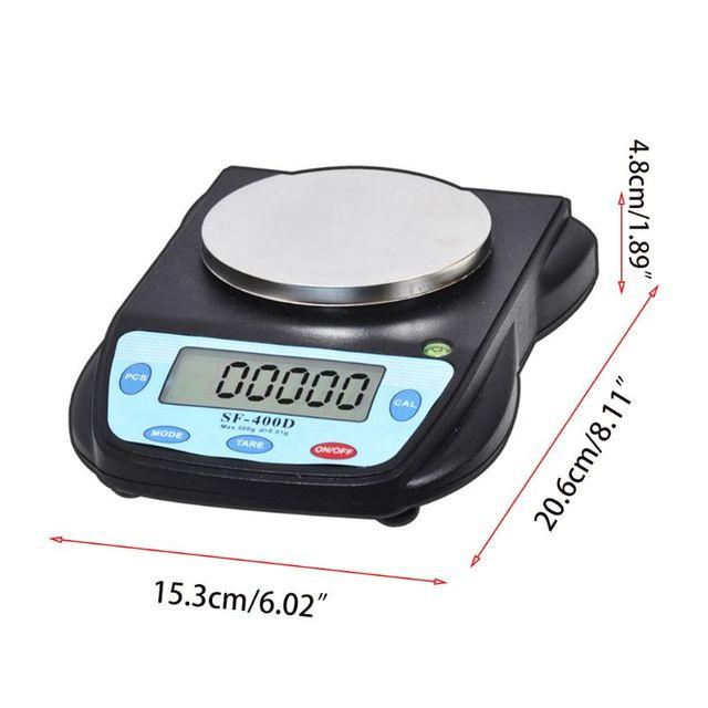 Analytical Balance Lab Electronic 500g/0.01g  5