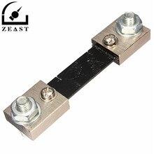 100A 75mV FL-2 DC Токовый Шунт резистор для Amp Амперметр с разделительной панелью