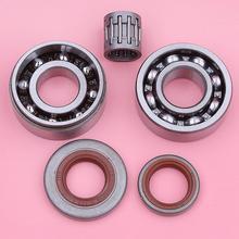 גל ארכובה Crank Bearing שמן חותמות ערכת עבור Stihl MS361 MS 361 חלקי מסורים 9503 003 4266 9503  003 0354
