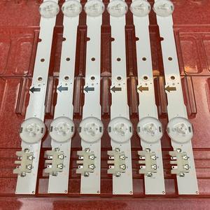 Image 4 - 3set=36pcs LED Backlight strip for Samsung UE48H UE48H6200AK SAMSUNG_2014SVS48F_3228 D4GE 480DCA 480DCB R3 R2 BN96 30454A 30453A
