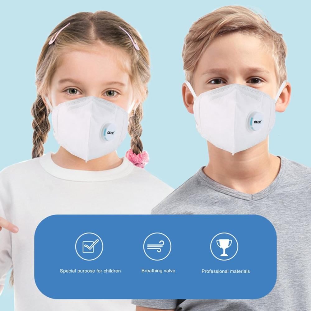 N95 KN95 Anti-Fog FFP3 Dust Mask Child  PM2.5 Anti Face Mouth Warm Masks Healthy Air Filter Dust Proof Protection