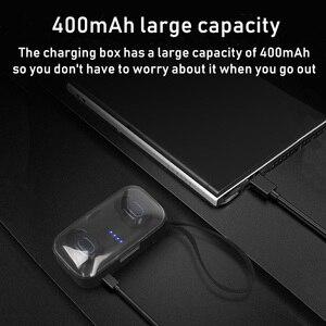 Image 5 - Bluetooth 5.0 אוזניות TWS אלחוטי אוזניות Bluetooth אוזניות דיבורית אוזניות ספורט אוזניות משחקי אוזניות טלפון