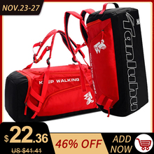 Sports Gym Bag Waterproof Sports Bags for Men Fitness Women Yoga Training Handbag with Shoe Compartment Travel Sac De Sport 30L