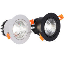 Dimmable LED Downlight COB Ceiling Spot Lighting 6W 9W 12W 15W Led Bulb Bedroom Kitchen Indoor ceiling recessed Lights