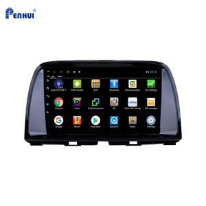 Image 2 - Car DVD For Mazda CX 5 ( 2012 2015) Car Radio Multimedia Video Player Navigation GPS Android 10.0 Double Din