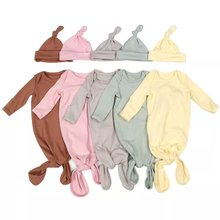 Реквизит для фотосъемки новорожденных 100% хлопковый костюм