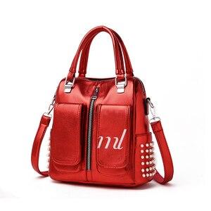Image 3 - Gykaeo sacs à main de luxe pour femmes, sac à couleurs bonbons de styliste, fourre tout Fashion Street en perles, sacs à épaule pour femmes