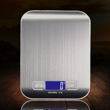 Charging And Tablet Stainless Steel Kitchen Scale