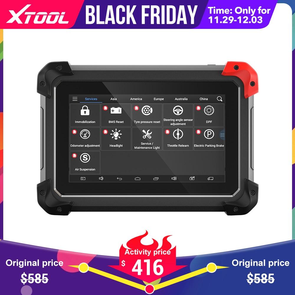 Ez400pro obd2 ferramenta de diagnóstico scanner leitor código automotivo testador programador chave abs airbag sas epb dpf funções óleo
