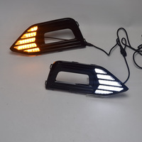 New Passat Daytime Running Lamp Suitable for 18 19 Volkswagen Passat LED Daytime Running Lamp Refit Fog Lamp