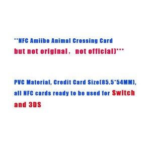 Image 3 - بطاقة طباعة NFC لعبور الحيوان سانريو X set 6pcs كامل/مجموعة