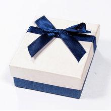 Hediye kutuları için halka veya bilezik logo olmadan fit dropshipping takı paketi aksesuarları