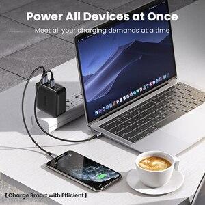 Image 5 - شاحن USB من Ugreen PD بقدرة 65 وات ، شاحن USB من النوع C لأجهزة Apple MacBook Air iPad Pro سامسونج ، شاحن سريع لنينتندو سويتش
