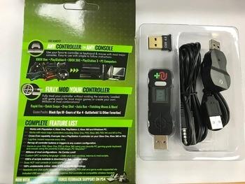 Controlador de juegos Original CronusMax Plus, controlador de controles, PS4 Convertidor para/Pro/PS3 para Xbox One/S/360 PC Windos