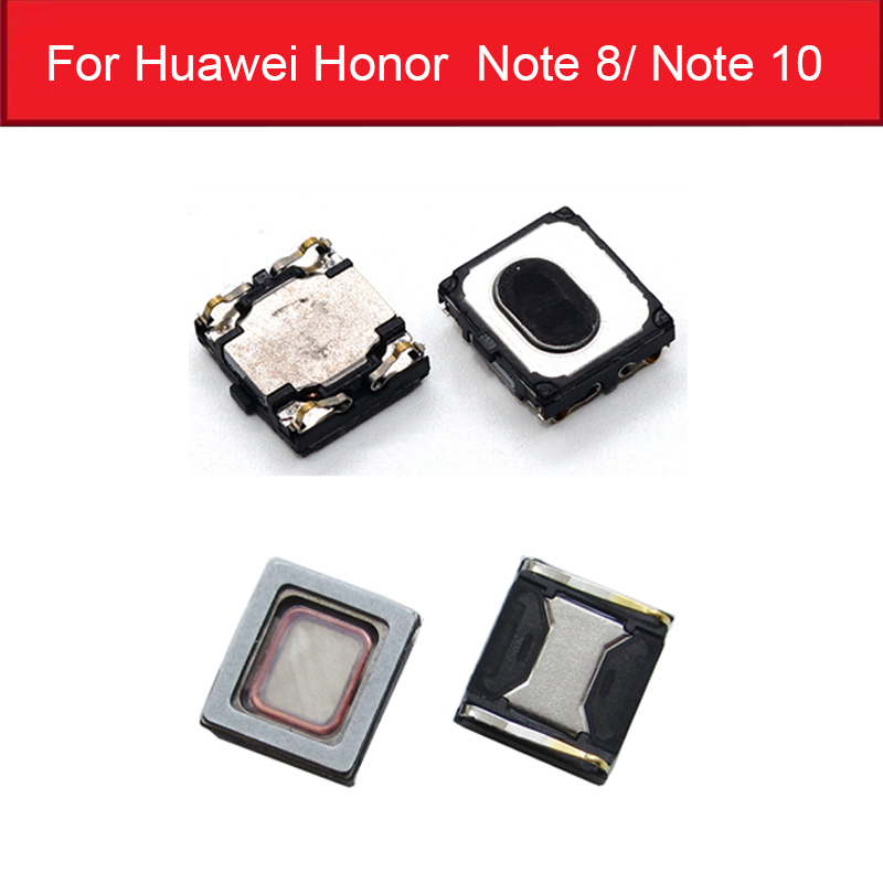 Earpiece Speaker For Huawei Honor Note 8 Note 10  Ear Speaker Sound Earphone Ear Piece Flex Cable Repair Replacement