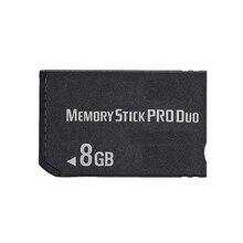 8/16/32/64GB Memory Stick Pro Thumbไดรฟ์Flash Driveจำนวนมากสำหรับกล้องสำหรับSLRสำหรับคอนโซลเกมPSP