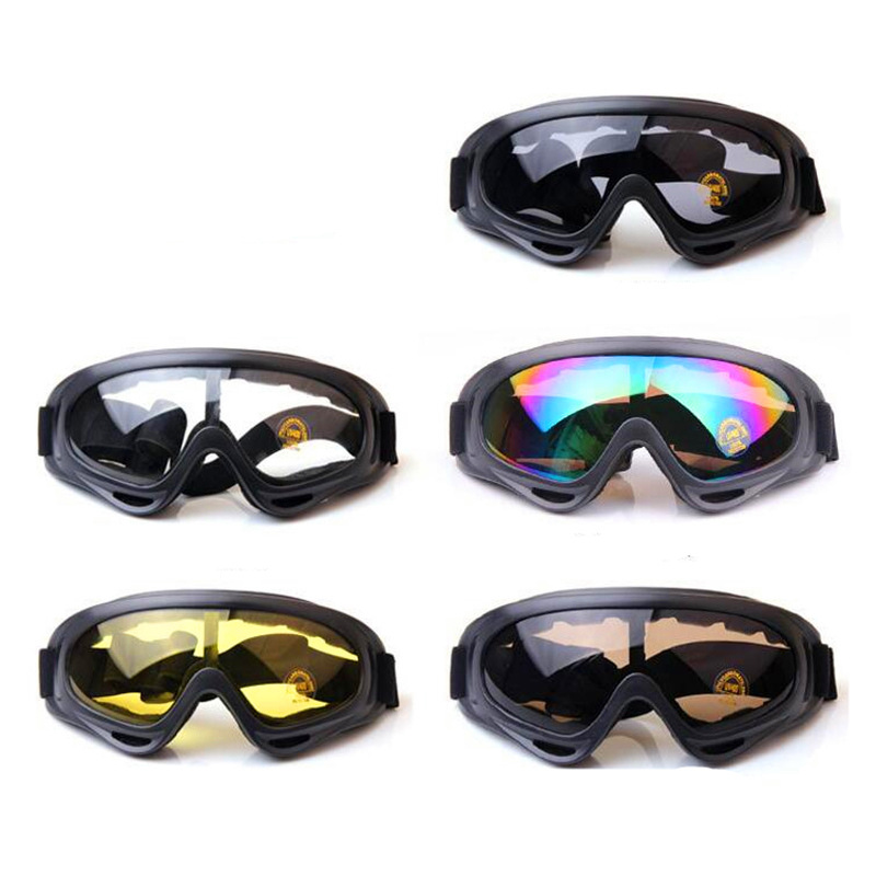 Women's Wind-proof Glasses Motorcycle Windproof Sand Windscreen Outdoor Sports Glasses For Riding Men's Bicycle Accessories