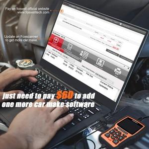 Image 3 - ماسح ضوئي للسيارة FOXWELL NT510 Elite SRS ، أداة تشخيص السيارة ، إعادة ضبط الزيت ، نظام كامل ، ABS ، EPB ، DPF ، 2021