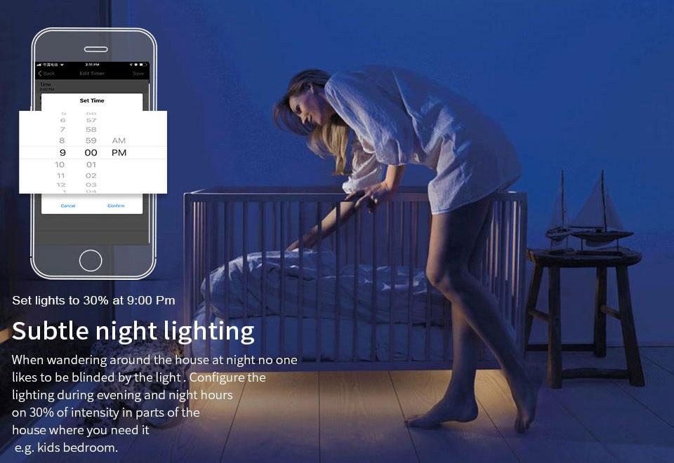 LED Strip Light Smart Christmas Light SMD5050 Flexible Ribbon led strip Alexa RGB Tape Diode DC 12V Remote Wifi Control Adapter (73)