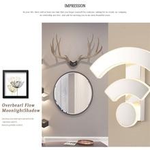WIFI Wall Light Acrylic Sconce Wall Lamp LED Modern Bedroom Bedside Lamp Creative Restaurant KTV Hotel Aisle Corridor Lights