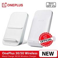 오리지널 OnePlus 9 Pro, OnePlus 8 Pro 워프 충전 50W/30W 무선 충전기, 미국 50W 최대 지원 EPP 15W/BPP 5W 무선 충전