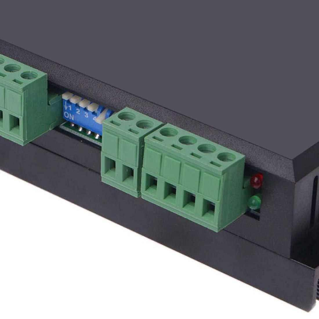 Carte de contrôleur d'imprimante 3D moteur pas à pas plongeur DM860H Microstep moteur sans brosse DC moteur Shell pour 57 86 moteur pas à pas Nema23