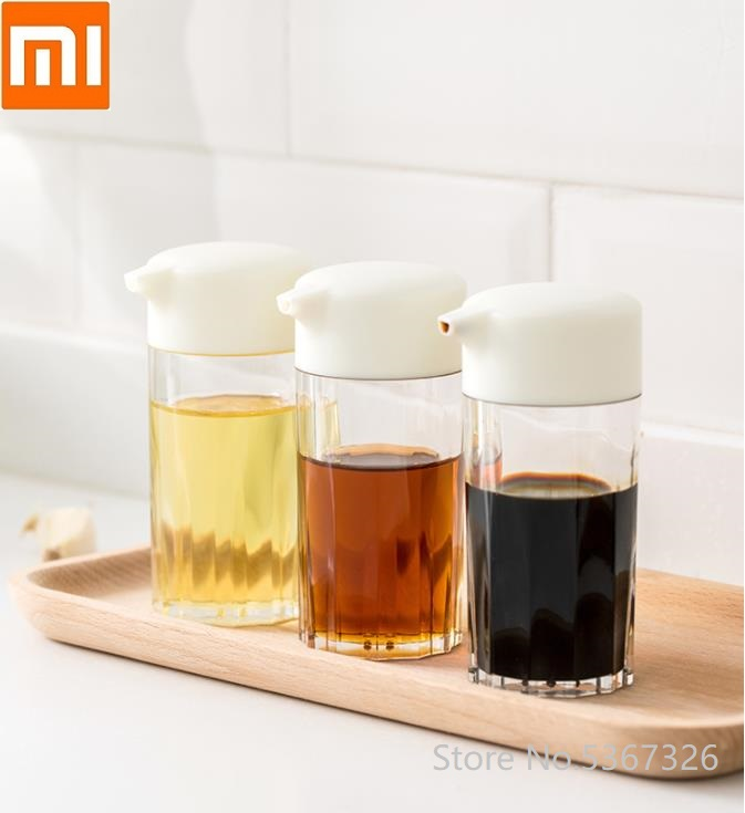 Xiaomi Anti-leakage Pot Small Oil Bottle Household Oil Bottle Soy Sauce Bottle Oil Pouring Artifact Kitchen Bottling
