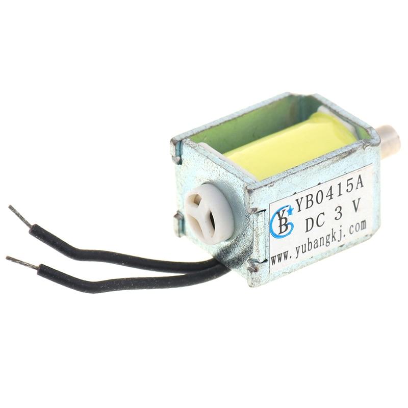 DC 3V Micro  Solenoid Valve Sphygmomanometer Vent Valve Normally Open 1PCS