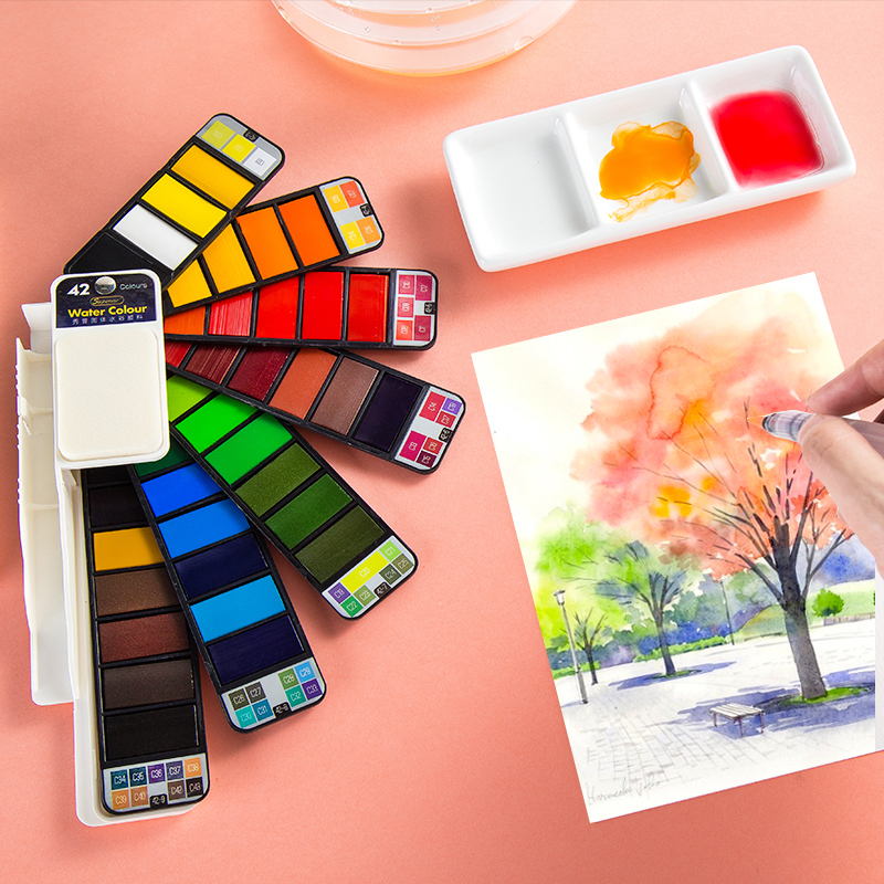https://ae01.alicdn.com/kf/Hc181ef5c32ab48ebaf944f3fcc72696fC/Superior-18-25-33-42-Solid-Watercolor-Paint-Set-With-Water-Brush-Pen-Foldable-Travel-Water.jpg